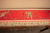 Chinese Embroidered Wedding Door Ornamentation/Alter Piece
