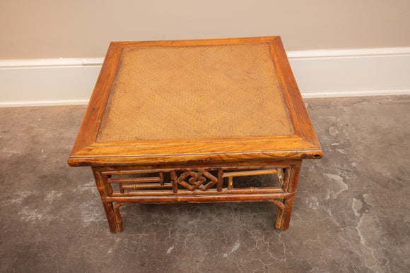 Bamboo Low Table