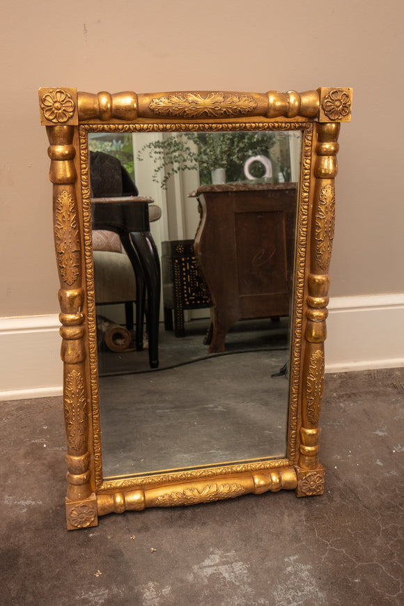 Medicine Cabinet, Gold Gilt Framed #2