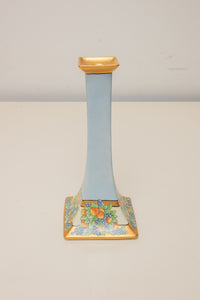 Antique Single Bernardaud Limoges Candlestick