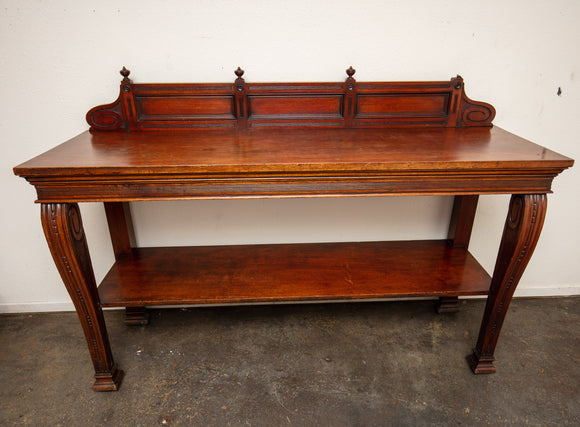 Eastlake Victorian Antique Library Console