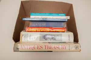 Books About Antiques