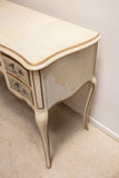 French Provincial Vanity with Mirror for Project