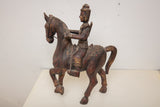 Carved Asian Horse
