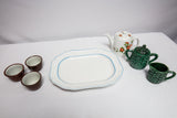 Apilco, Spode, Pottery Lot