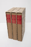 """The Life of Samuel Johnson"" by James Boswell 3 Volume Set in Slipcases 1963 Heritage"