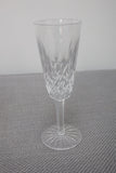 "Waterford Crystal ""Lismore"" Champagne Flutes Set of 11"