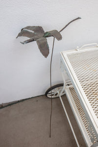 Metal Dragonfly Yard Art