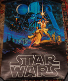 Star Wars 1977 Original Movie Poster