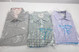 Men's Dress Shirt Lot of 3: TM Lewin, Ted Baker Sizes: 17/36 and 17