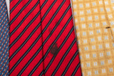 Designer Silk Tie Lot of 5