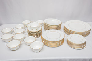 "Wedgwood ""Gloucester"" Dinner Service for 12 - 72 Pieces"