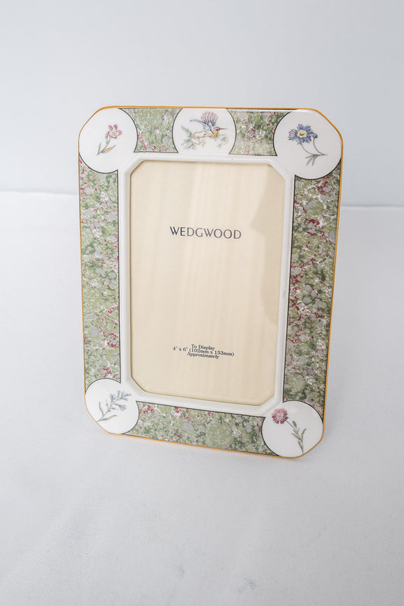 Wedgwood Porcelain Picture Frame