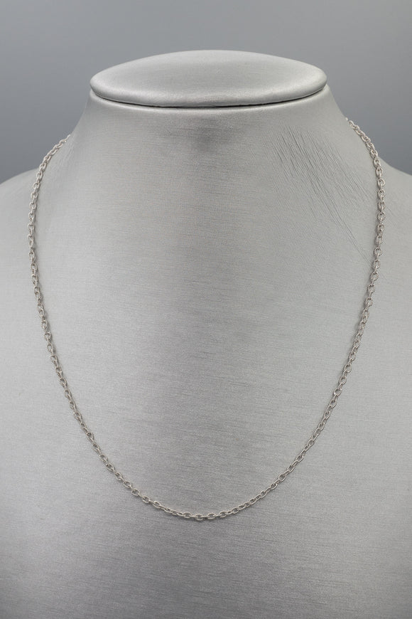 Gabriel & Co. Sterling Silver Twisted Link Chain