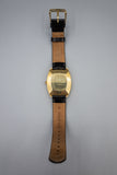 Vintage 18K Zenith Automatic Day Date Men's Watch 1970s CAl 346