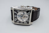 Milus TriRetrograd HERT-SP02 42mm Stainless Steel Automatic Swiss Watch