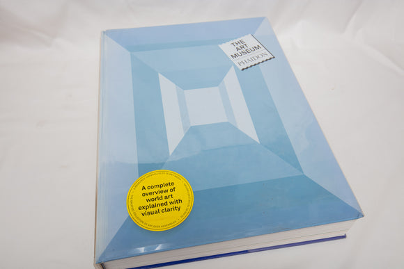 """The Art Museum"" Phaido Press Book"