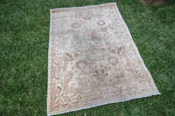 Contemporary Indian Hand Woven Rug