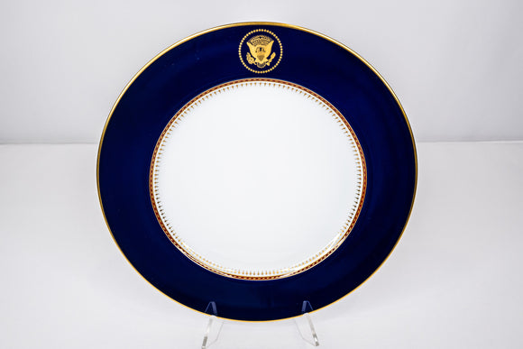 Presidential Ronald Reagan White House China Service Fitz & Floyd Dinner Plate