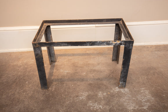 Metal Trunk Stand Base Tall