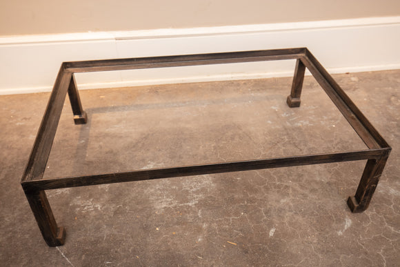 Metal Trunk Stand Base with Chinese Style Feet