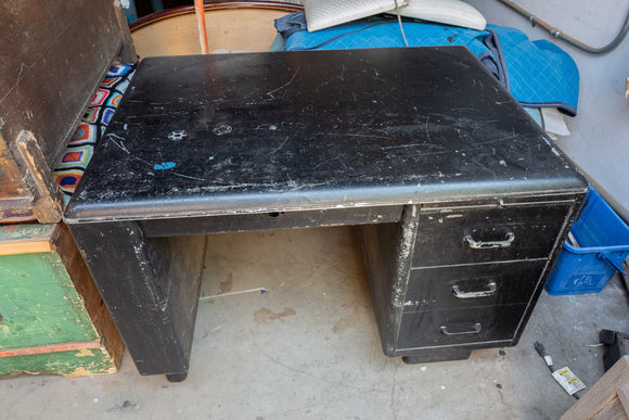 Industrial Style Metal Desk