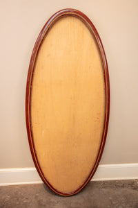 Oval Frame for Mirror