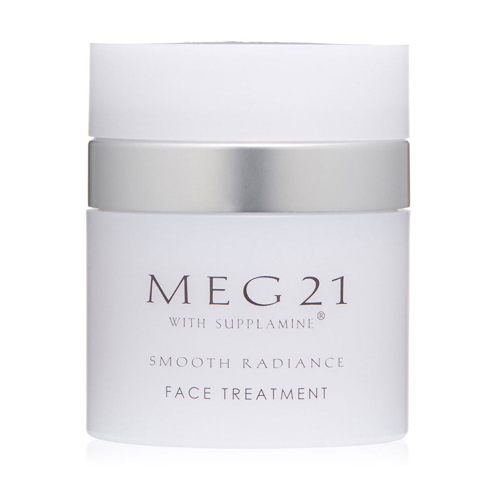 Meg 21 Smooth Radiance Face Treatment Cream