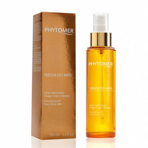 Tresor Des Mers : Beautifying Oil,face,Body, Hair