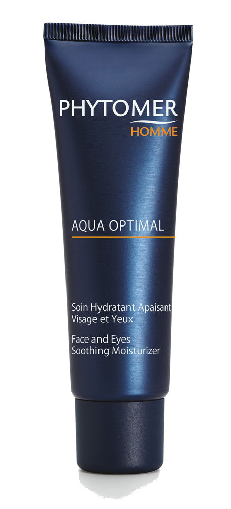 Aqua Optimal Face and Eyes Soothing Moisturizer