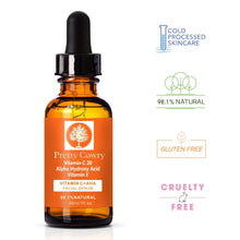 Load image into Gallery viewer, Pretty Cowry Hyaluronic Vitamin C Serum