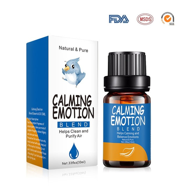Calming Emotion Essential Oil for Diffuser