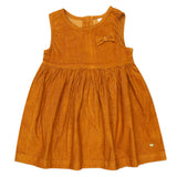 Baby Girls Yellow Corduroy Dress