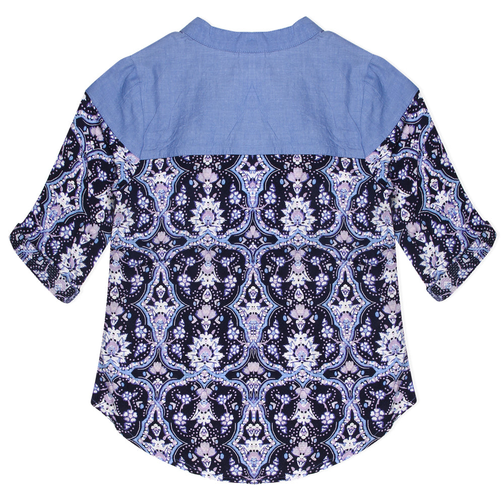 Kid Girls Printed Top