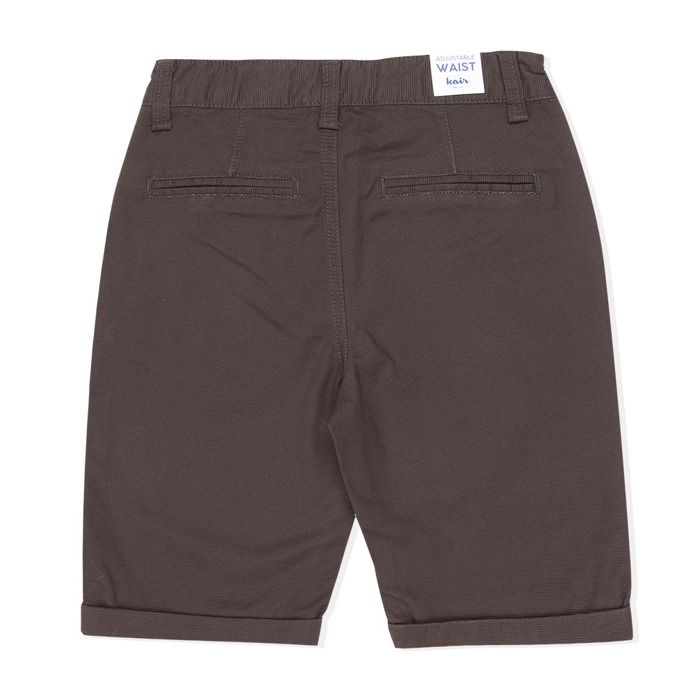 Kid Boys Olive Bermuda