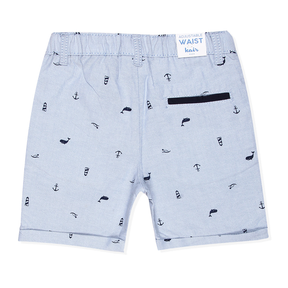 Baby Boys Marine Shorts