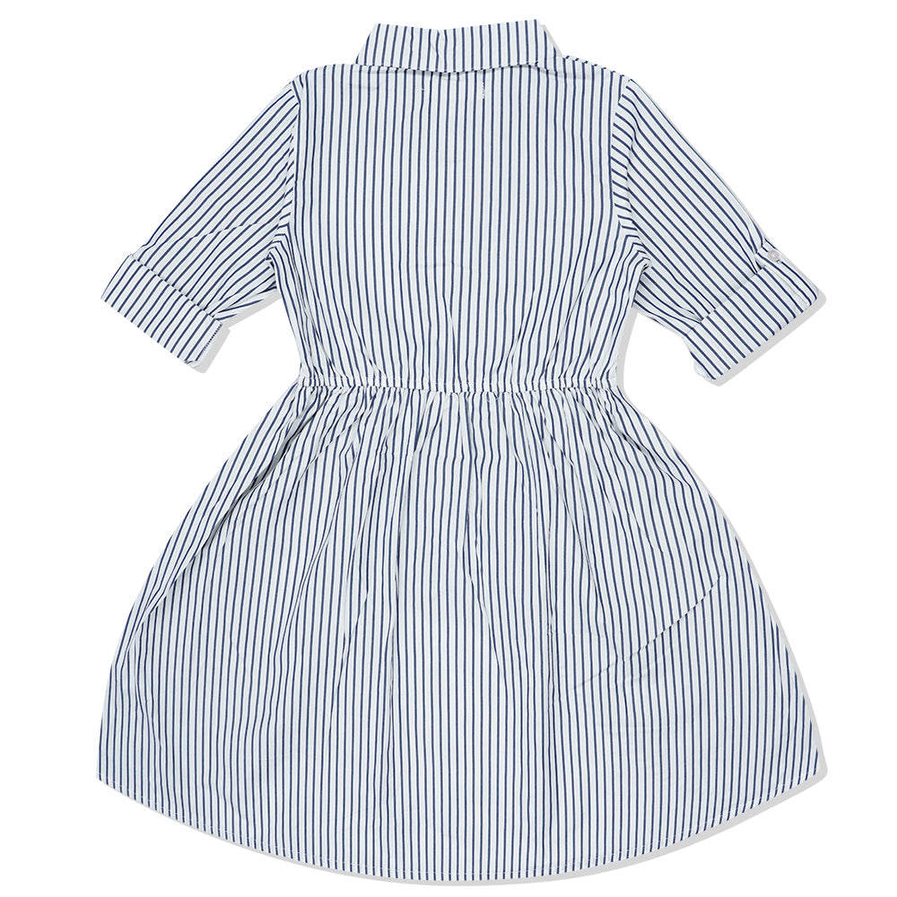 Kid Girls Shirt Dress