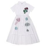 Kids girls Party dress