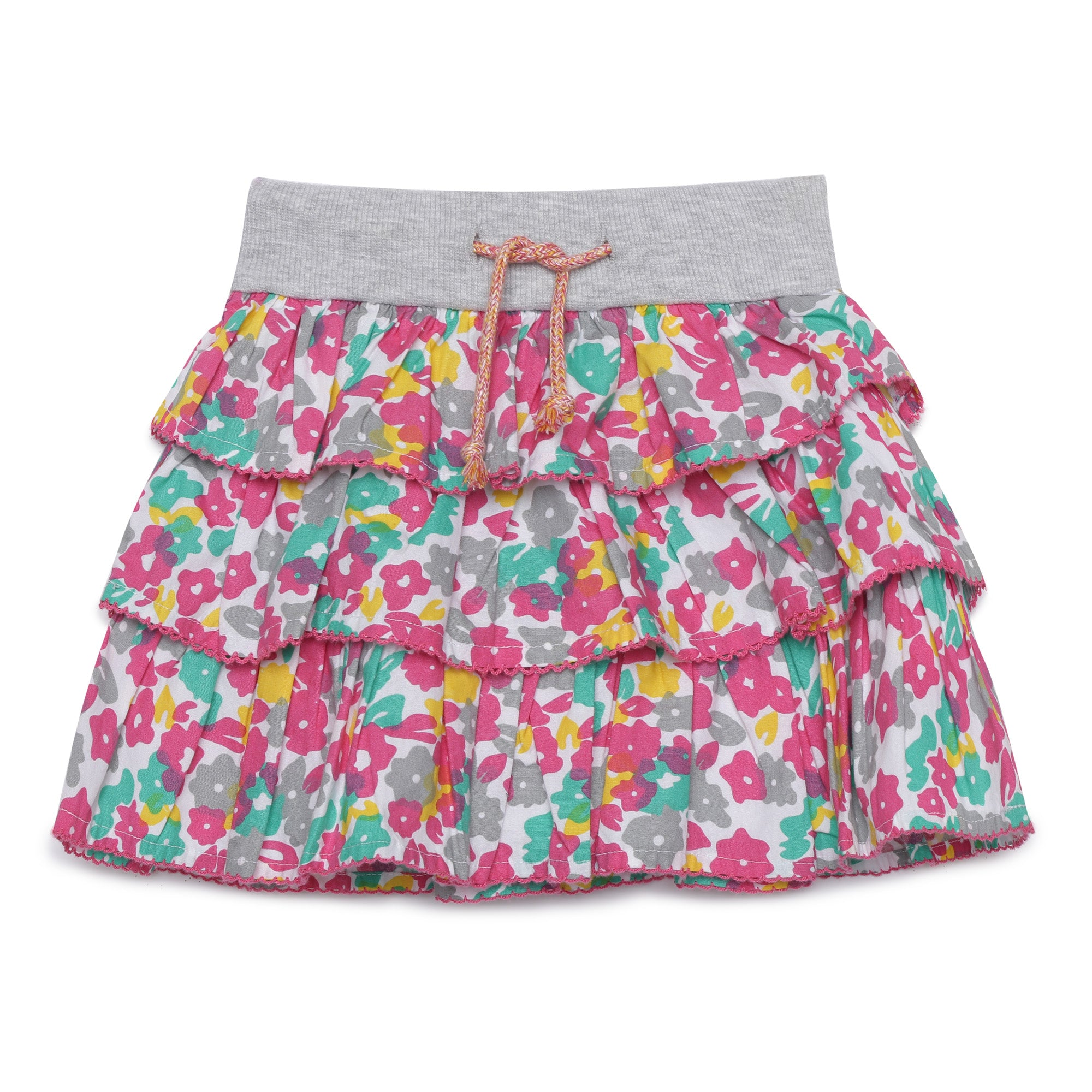 Baby Girls Printed Skirt