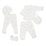 Babies Essential Printed Gift Set