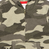 Baby Boys Camouflage Hoodie Jacket