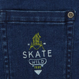 Kid Boys Denim Bermuda