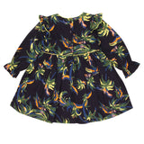 Baby Girls Tropical Floral Dress