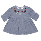 Baby Girls Gingham Check Dress