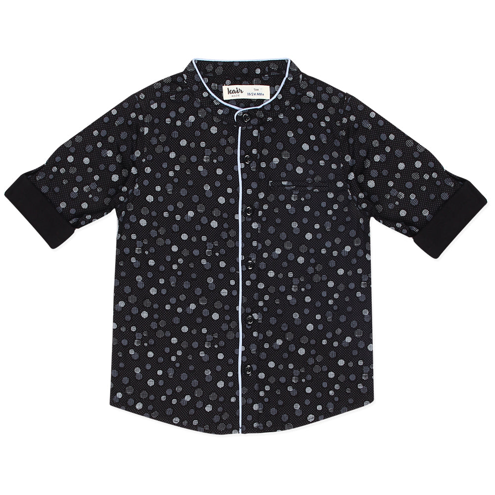 Baby Boys Printed Shirt