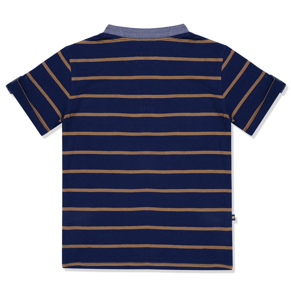 Kid Boys Henley T-Shirt