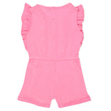 "Baby Girls ""Pom Pom"" Jumpsuit"
