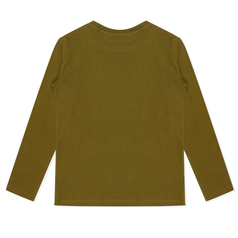 Kid Boys Basic T-Shirt