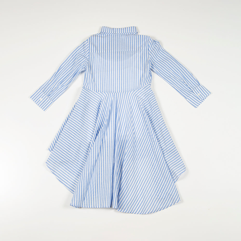 Kid Girls Dress with Inner Spaghetti top