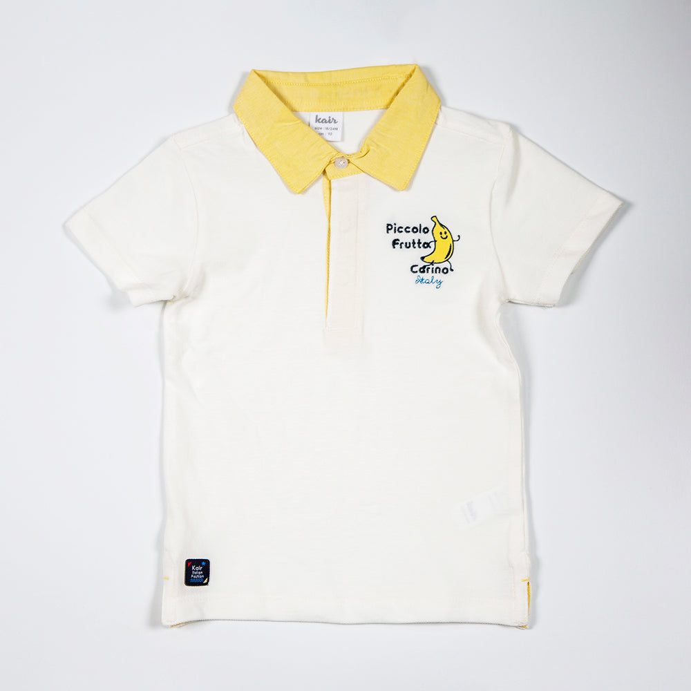 Baby Boys Polo T-shirt